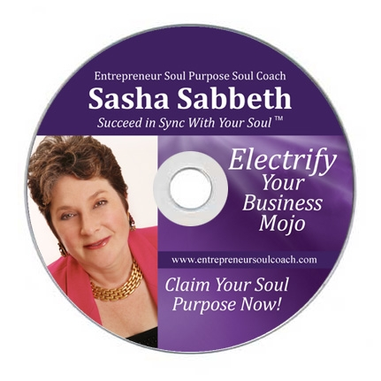 Sasha Sabbeth Soul Purporse Activation
